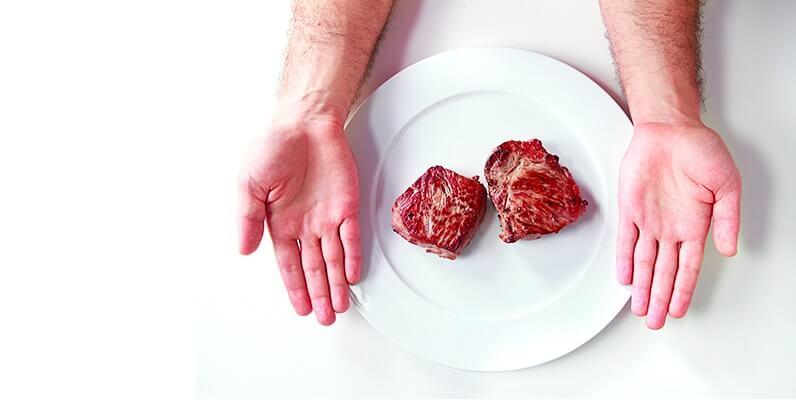 красное мясо или виагра