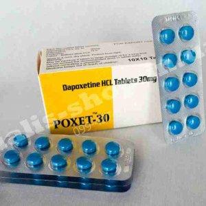 Дапоксетин POXET 30