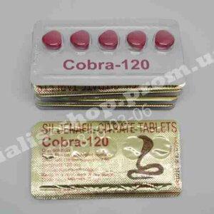 Cobra-120 заказать в Украине с доставкой
